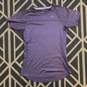 Nike Dri Fit Athletic Miller Short Sleeve Shirt